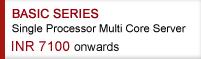 Single Processor Multi Core Servers
