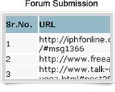 Forum Submission