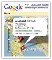 Map Optimization Services