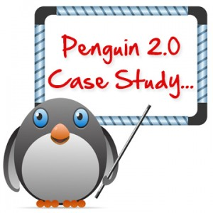 Google Penguin Case Study
