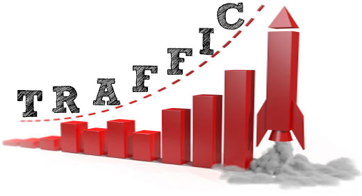 way to boost your traffic