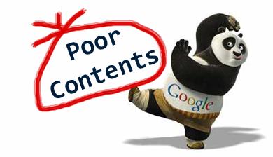 google-panda-poor-content