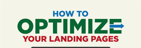 Optimize Landing Pages