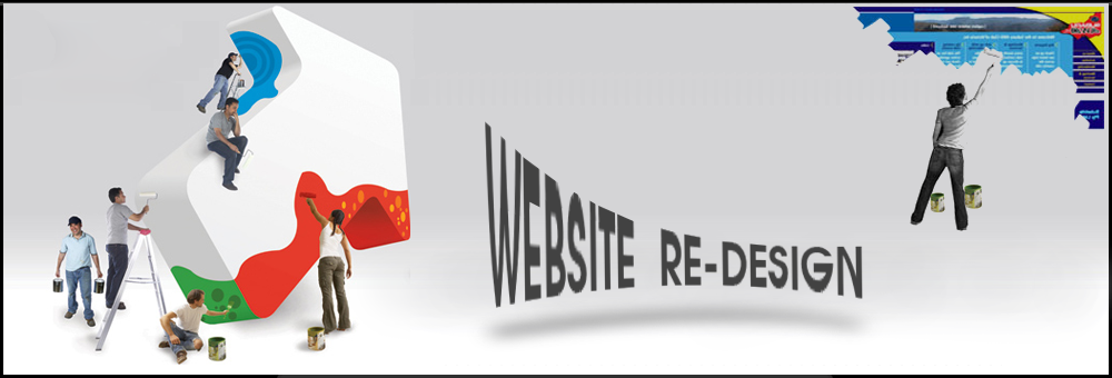 web Re-Design