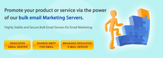 Bulk Dedicated Email Marketing Servers