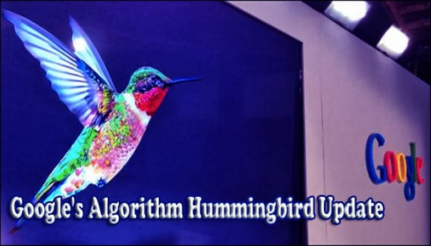 Google's Algorithm Hummingbird Update