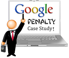 Google Penalty Case Study