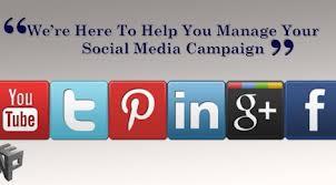 Social Media Specialization