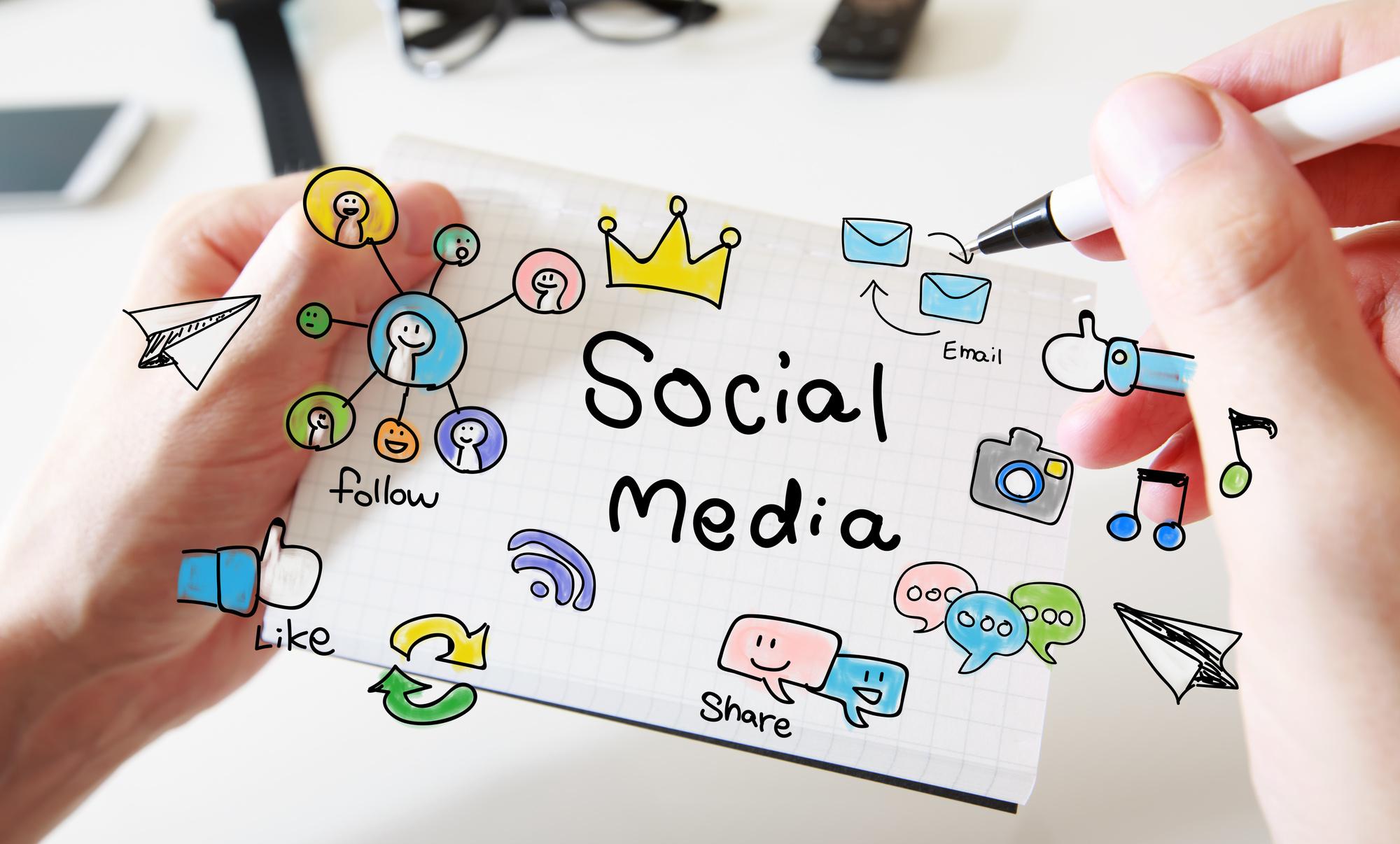 Major Social Media Mistakes