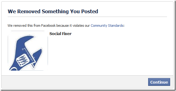 Facebook Updates Its Policy On Community Standards