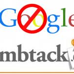 Google Reversed Thumbtack's Link Penalty