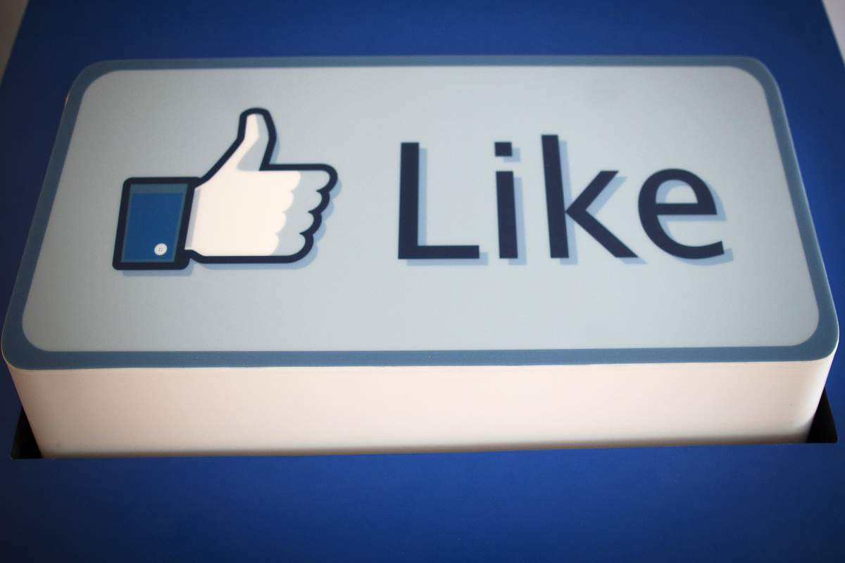 facebook pages 6 % fall back on advertising on facebook