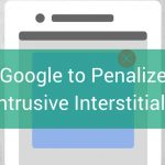 Mobile Interstitials Penalty