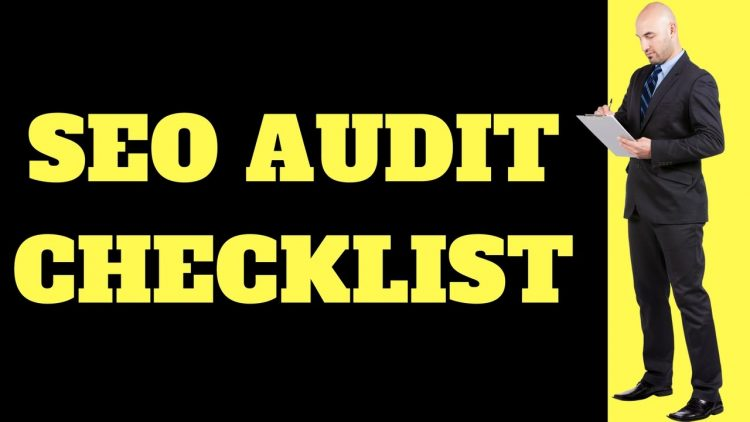 SEO Audit Checklist