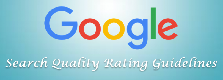 search quality rating guidelines