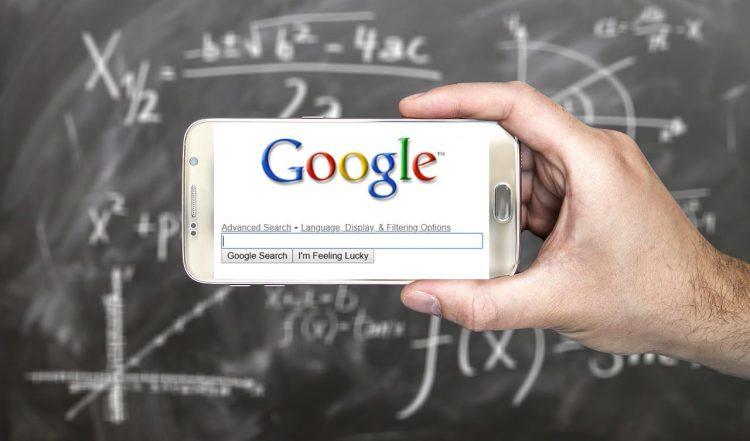 Google-search-algorithm
