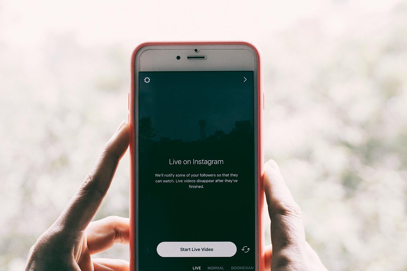 Instagram content optimizatio